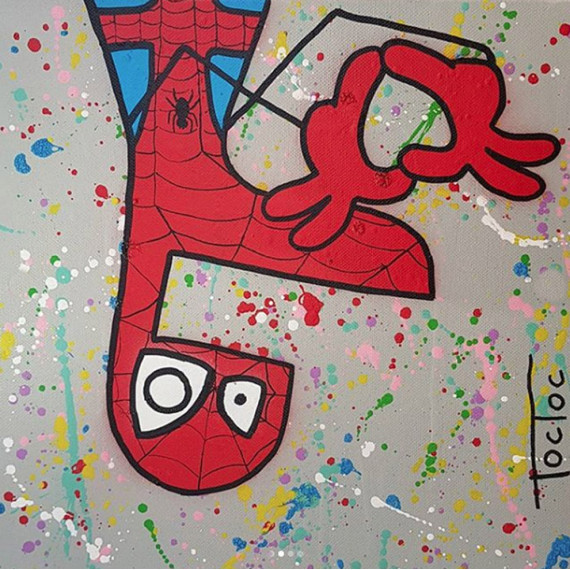 Spiderman Duduss