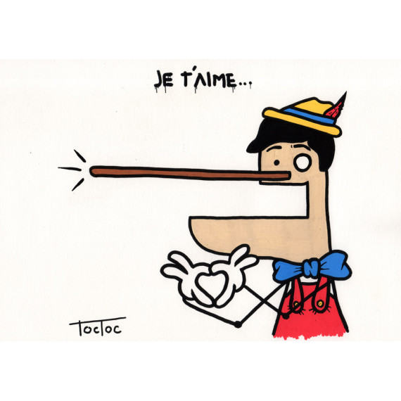 Pinocchio Duduss