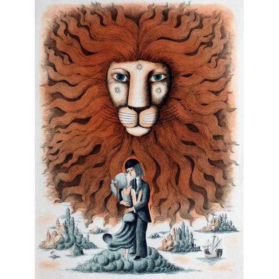 Les amoureux et le roi des animaux