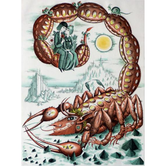 Les amoureux au scorpion