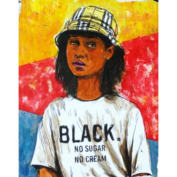 Black No Sugar No Cream