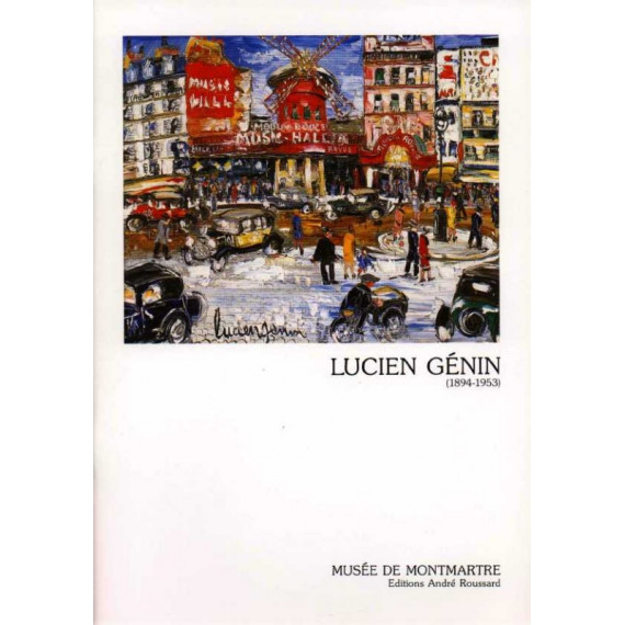 Catalogue Lucien Génin