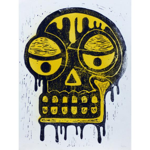 Skull Jaune