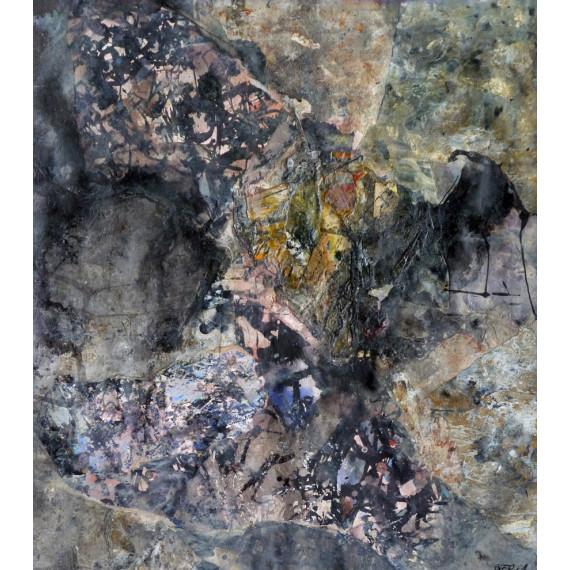 Composition Abstraite 1962
