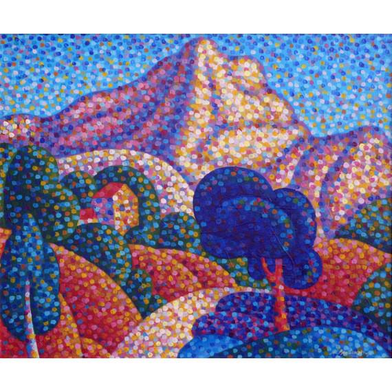 La Montagne Saint Victoire