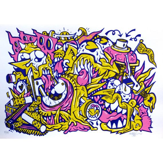 Pink Yema