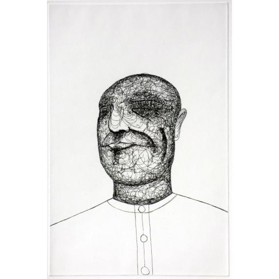Gravure Le visage par Matt_tieu