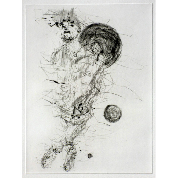 Etching 2 by Bust the Drip