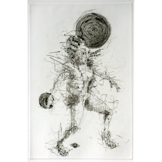 Etching 3 by Bust the Drip