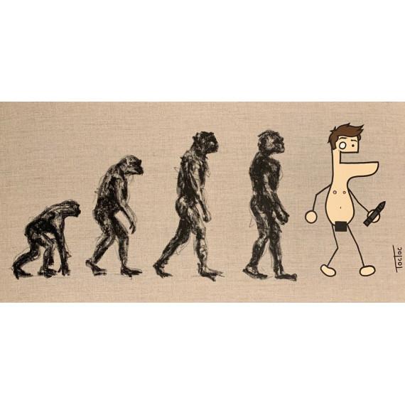 L'évolution de Duduss