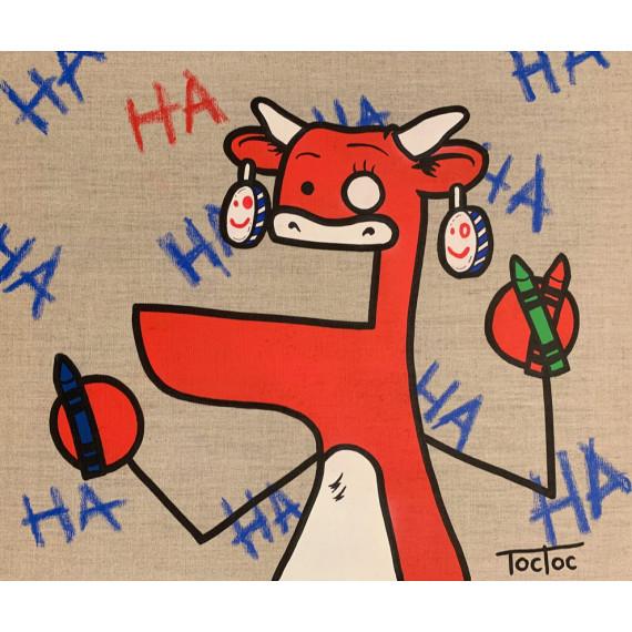 La vache-Duduss qui rit