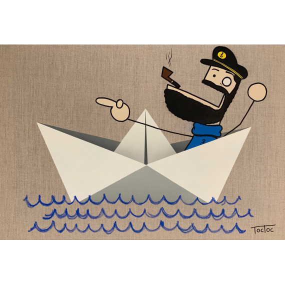 Capitaine Haddock-Duduss