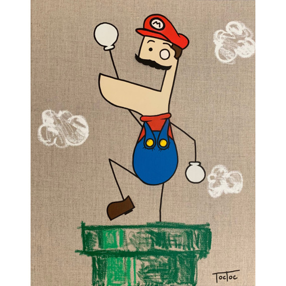 Super Mario-Duduss