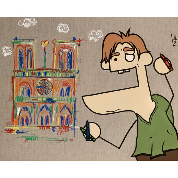 Le Duduss de Notre-Dame
