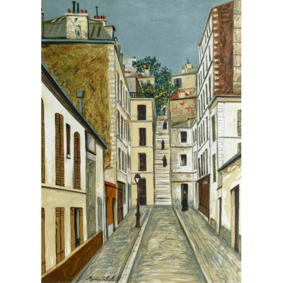 Montmartre, Passage Cottin