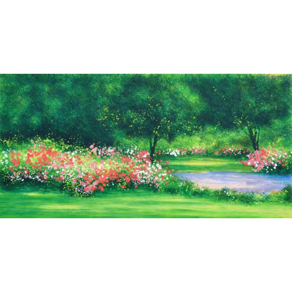 Le Jardin en fleurs