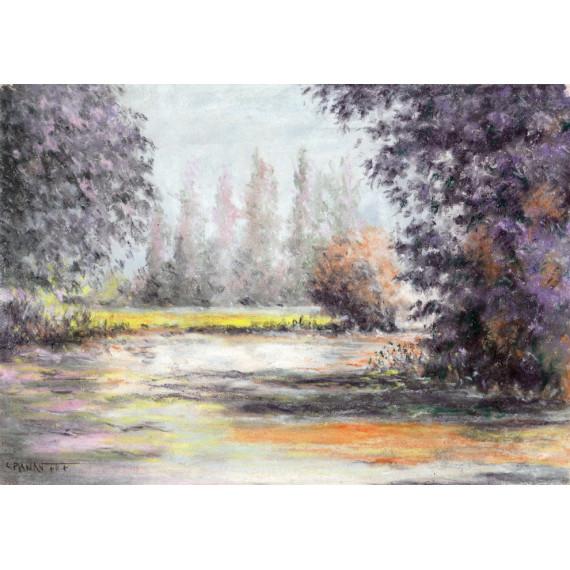 Paysage de l'Yonne