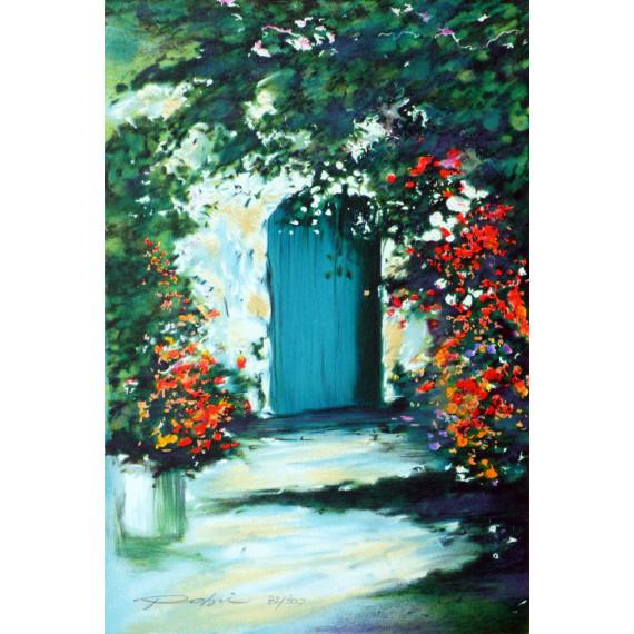 The small door