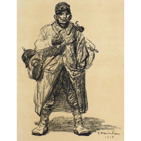 Bat d'Af - Bataillon d'Afrique - 1915