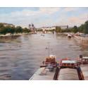 Vue de la Seine et Notre-Dame