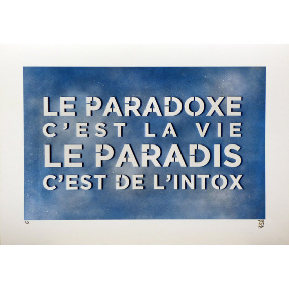 Le Paradoxe c'est la vie