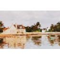 Le Moulin à Marée de Pen Castel, Morbihan