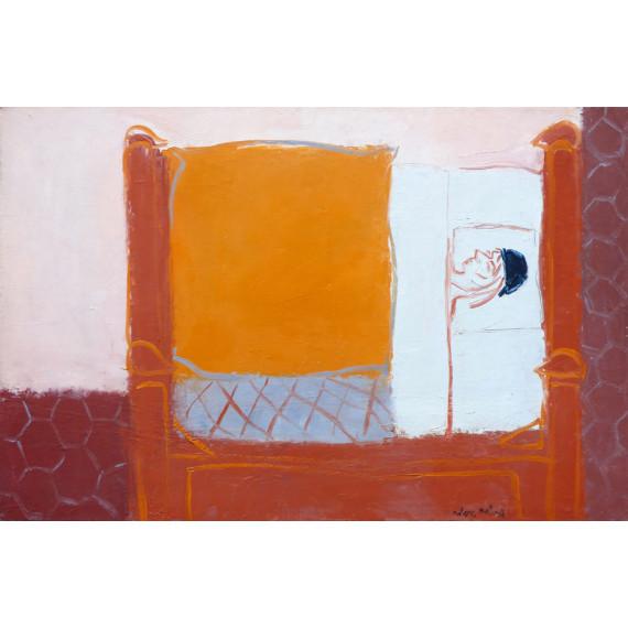 Le sommeil du peintre, 1984
