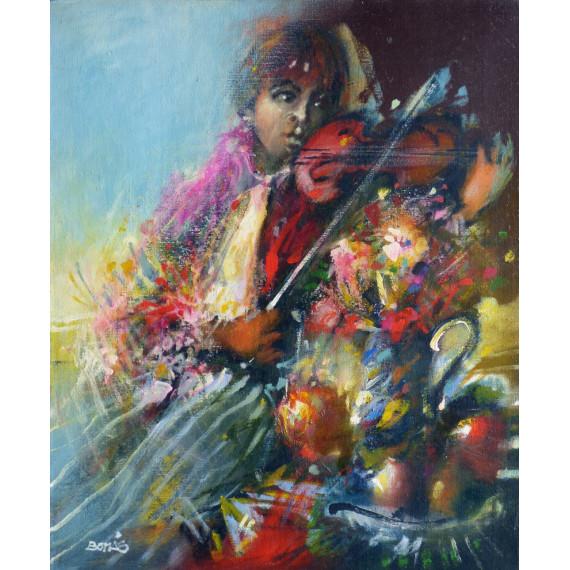 Le Jeune violoniste