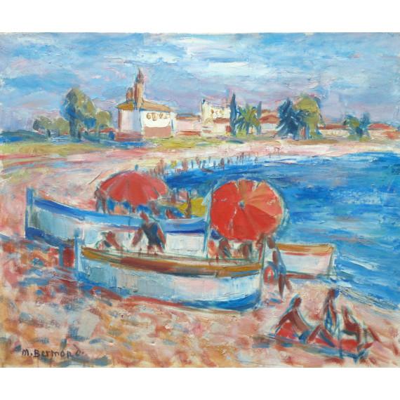 Marguerite Bermond - Bord de Mer