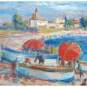 Marguerite Bermond - Seaside