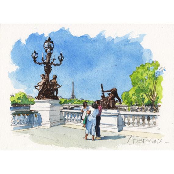 Jean Vignon - Paris, La Tour Eiffel