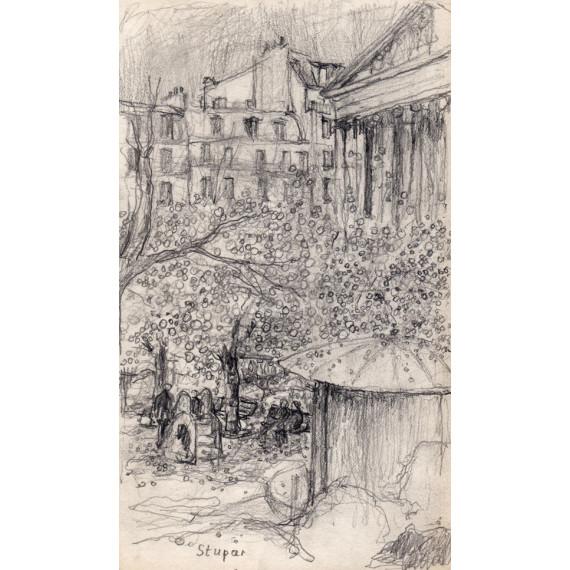 Gardens of Saint-Vincent de Paul, Paris