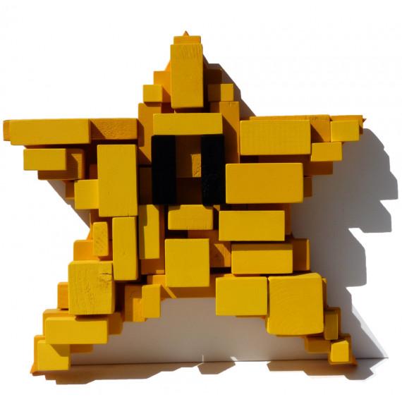 The Magic Star of Mario Bros