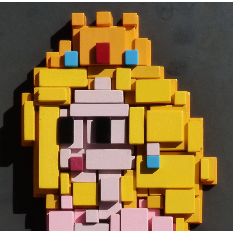 Sank Buy Art And Biography Pop Art Nintendo Mario Bros