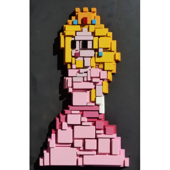 Princesse Peach de Mario Bros