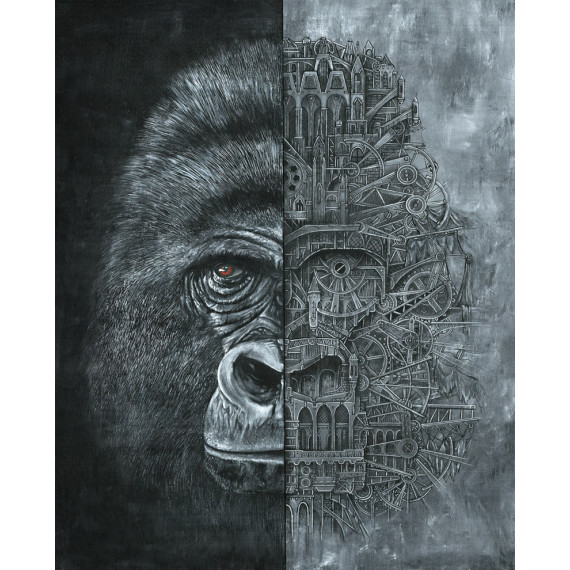 Gorilla 2 mechanimal