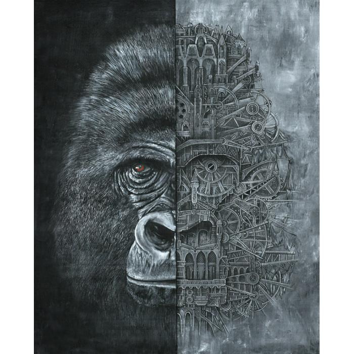 Gorilla 2 mechanimal