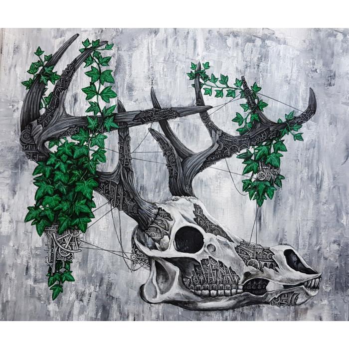 Deer Skull mechanimal