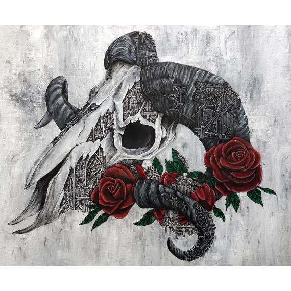 Ardif Ram Skull mechanimal