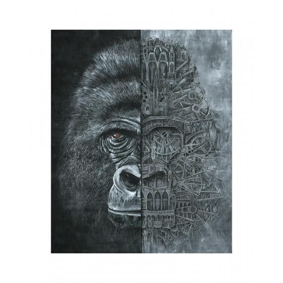 Gorilla Mechanimal n°2