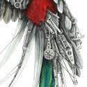 Quetzal mechanimal Ardif YAM