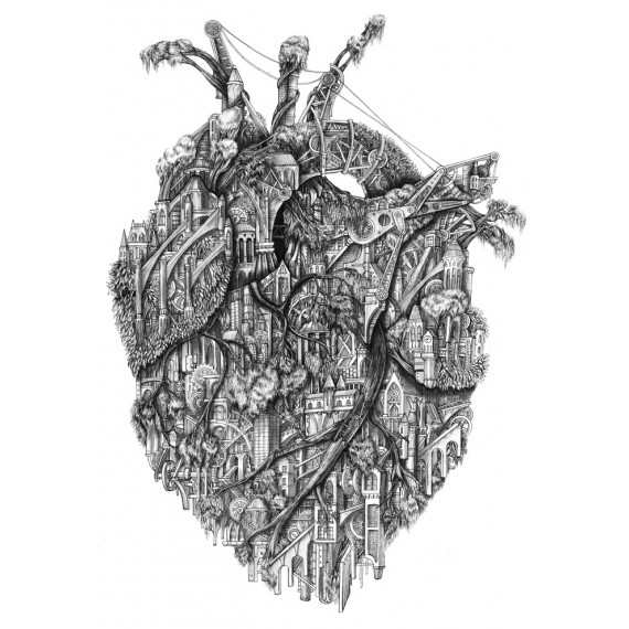 Heart city hybrid
