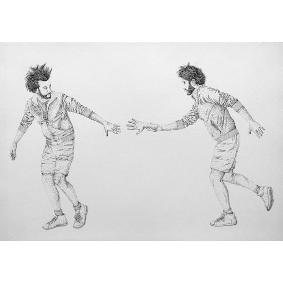 Dessin - Passer la main