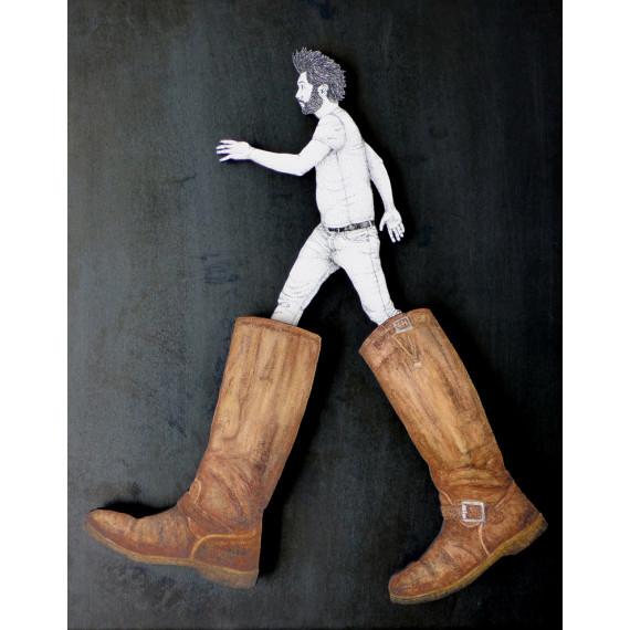 Chausser ses bottes de sept lieues