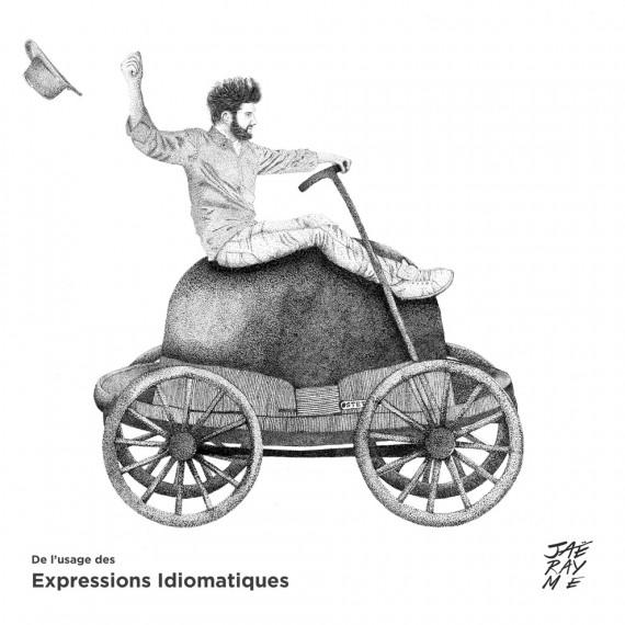 Le Livre De l'usage des expressions idiomatiques par Jaëraymie chez Young Artists Montmartre
