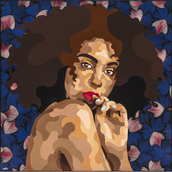 Peinture -  Makayla