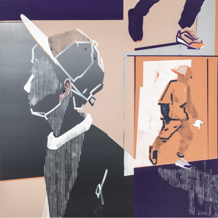 Peinture - Stéréovision 2