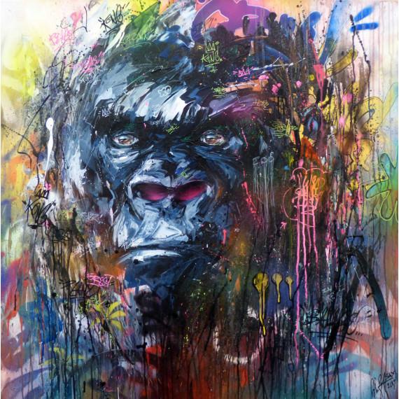 Le Gorrille-sax-henry-blache-painting