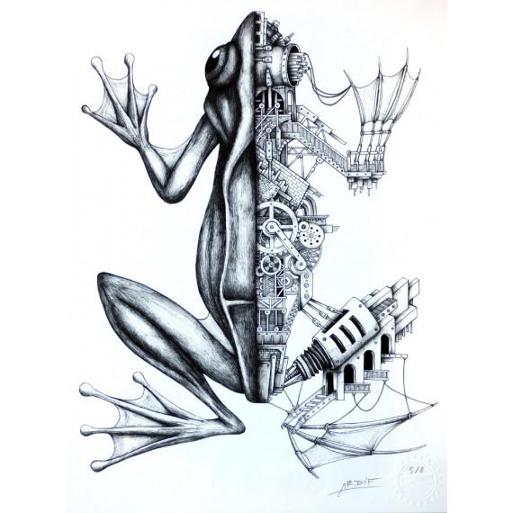 La Grenouille Mechanimal