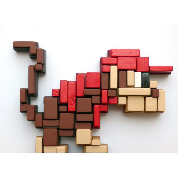 Diddy Kong de Mario Bros